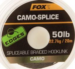 FOX Edges Camo Splice 20m 50lb (CAC693)