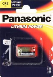 Panasonic Bateria Lithium Power CR2 1szt.