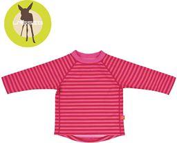 Lassig Lassig, Koszulka do pływania z długim rękawem Pink stripes , UV 50+
