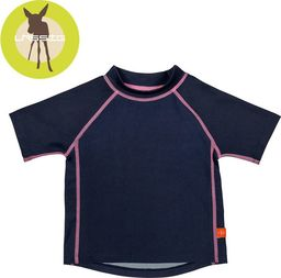 Lassig Lassig, Koszulka T-shirt do pływania Navy, UV 50+