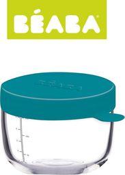 Beaba Pojemnik słoiczek szklany z hermetycznym zamknięciem 150 ml  (3384349125509)