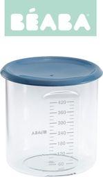 Beaba Beaba Słoiczek z hermetycznym zamknięciem 420 ml blue (3384349125417)