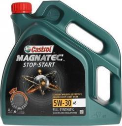 Olej silnikowy Castrol Magnatec Stop-Start syntetyczny 5W-30 4L