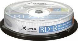 Xlayer BD-R DL 50GB 6x 10szt. (207462)