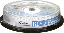 Xlayer BD-R DL 50GB 6x 10szt. (207463)