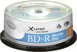 Xlayer BD-R 25GB 6x 25szt. (105791)
