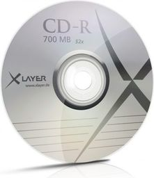 Xlayer CD-R 700MB 52x 50szt. (104808)