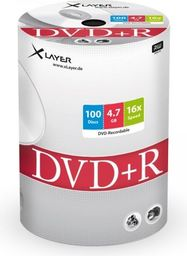 Xlayer DVD+R 4.7GB 16x 100szt. (105076)