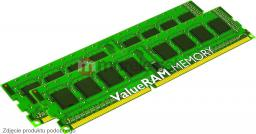 Pamięć Kingston ValueRAM, DDR3, 4 GB, 1333MHz, CL9 (KVR1333D3S8N9HK2/4G)