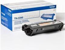 Brother toner oryginalny TN3390 (black)