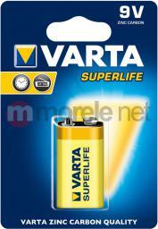 Varta Bateria Superlife 9V Block 1szt.