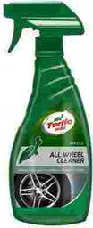 TurtleWax ŚRODEK DO MYCIA FELG 500ML ALL WHEEL CLEANER PŁYN / TURTLE WAX GREEN LINE