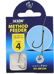 Jaxon Przypon do methody Feeder 8szt (JXHYMFC06)