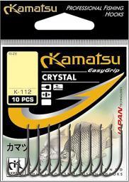 Kamatsu Haczyk Crystal r. 14 złoty 10szt. (512210114)