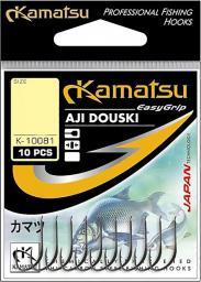 Kamatsu Haczyki Aji Douski r. 12 złote 10szt. (516110112)