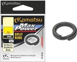 Kamatsu Kółeczko Max Power Split Ring r. 6.5mm 55kg 5 szt. (555203065)