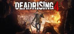Dead Rising 4 EU Steam CD Key