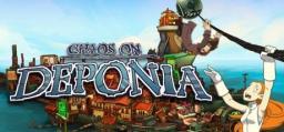 Chaos on Deponia EU Steam CD Key