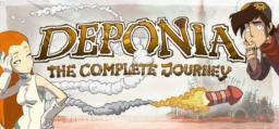 Deponia: The Complete Journey Steam CD Key