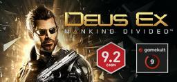 Deus Ex: Mankind Divided EU Steam CD Key
