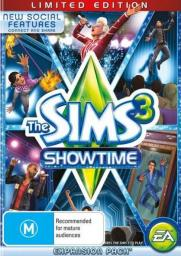 The Sims 3 - Showtime Limited Edition