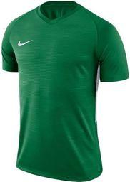 Nike Koszulka Nike NK Dry Tiempo Prem JSY SS zielony L (894230 302)