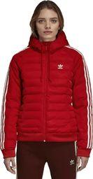 Adidas Kurtka adidas Originals Slim DH4585 DH4585 czerwony 40