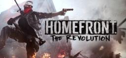 Homefront: The Revolution EU PC, wersja cyfrowa