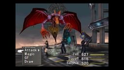 Final Fantasy VIII Steam Gift