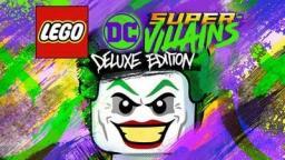 LEGO DC Super-Villains Deluxe Edition, ESD