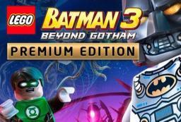 LEGO Batman 3: Beyond Gotham Premium Edition, ESD