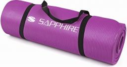 Sapphire Mata do ćwiczeń - fioletowy