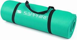 Sapphire Mata do ćwiczeń - miętowy