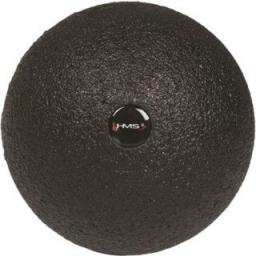 HMS Pojedyncza piłka do masażu BLM01 czarna 10 cm