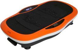 SKY Platforma Wibracyjna z Nakładką Sky SVP05 czarno-pomarańczowa