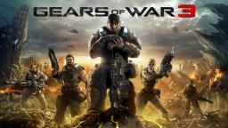 Gears of War 3 CD Key