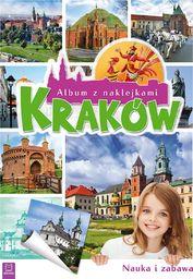 Aksjomat Album z naklejkami. Kraków