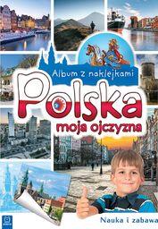 Aksjomat Album z naklejkami. Polska