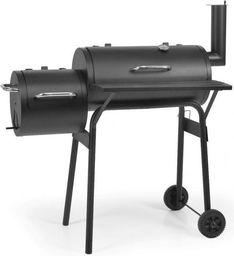 Hecht Grill ogrodowy węglowy z wędzarnią Sentinel Minro