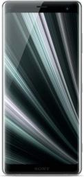 Smartfon Sony Xperia XZ3 64 GB Dual SIM Srebrny  (XZ3 (2383))