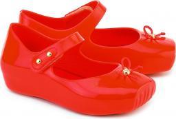 Melissa Baleriny dziecięce Ballet czerwone r. 24 (31465 50675)