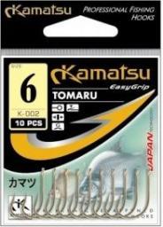 Kamatsu Haczyki Tomaru złote r. 12 10szt.