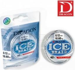 Dragon Fishing Plecionka Ice Braid 0.10mm 40m