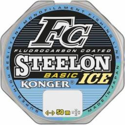 Konger żyłka Steelon Basic Ice 0.16mm 50m