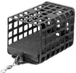 Konger Koszyk Feeder kwadratowy z denkiem 15g (KG777000015)