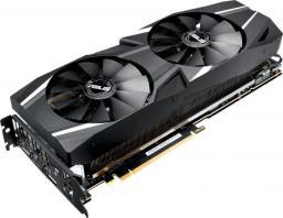 Karta graficzna Asus Geforce RTX 2080 DUAL-RTX2080-O8G OC 8GB GDDR6 (256 Bit), HDMI, 3xDP, USB-C, BOX  (90YV0C30-M0NM00)