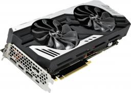 Karta graficzna Palit Geforce RTX 2080 Super Jetstream 8GB GDDR6 (256 Bit), HDMI, 3xDP, USB-C, BOX (NE62080U20P2-1040J)