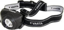 Latarka Varta LED czołowa niezniszczalna 100lm (LAVA 17731)