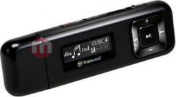 Odtwarzacz MP3 Transcend MP330 8GB czarny (TS8GMP330K)