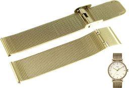 Timex Bransoleta do zegarka Timex TW2R26500 PW2R26500 18 mm Stal